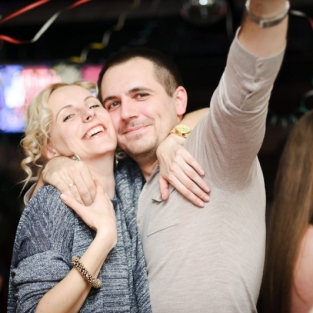 Back In Time Party 13.01.2012