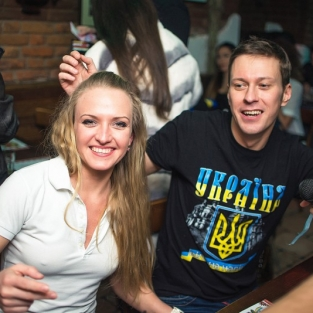 Ukrainian Style Party 23.01.15