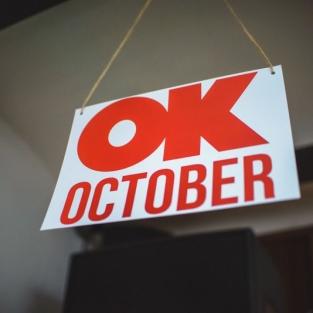 OK OCTOBER PARTY