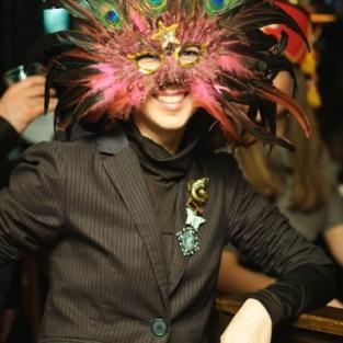 Masquerade party 15.01.2011