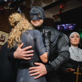 Halloween party 26.10.2013