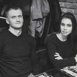 Borya Marchenko /Киев/ в Питейном Доме 26.02.16