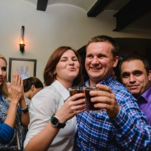 Apple Party 31.08.2013
