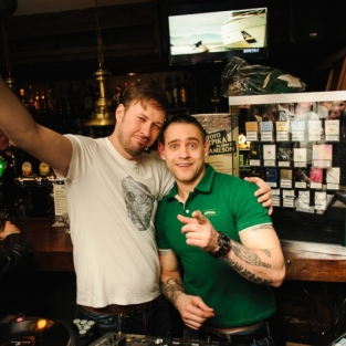 Jameson Global party 2 16.03.2013