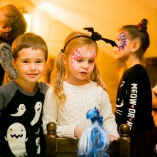 Семейный Хэллоуин 2017
