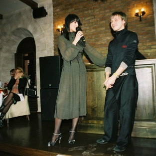 Презентация журнал Шпилька 10.03.2005
