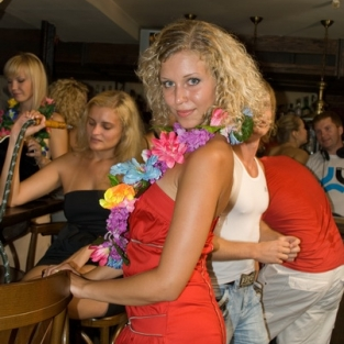 Hawaii Beach Party 31.07.2010