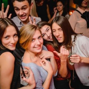 CUBA party time 16.11.2013