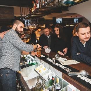 Открытие обновленного Питейного Дома ресторана Репортер