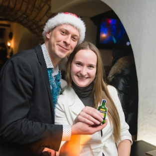 New Year Party 27.12.14