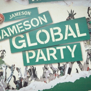 Jameson Global Party 17.03.2012