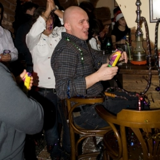 New Year 2011 PreParty 25.12.2010